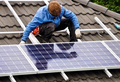 instalacion p aneles solares
