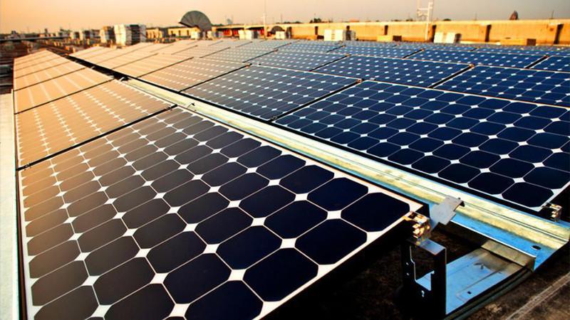 paneles solares fotovoltaico monocristalino