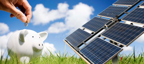 ahorro paneles solares